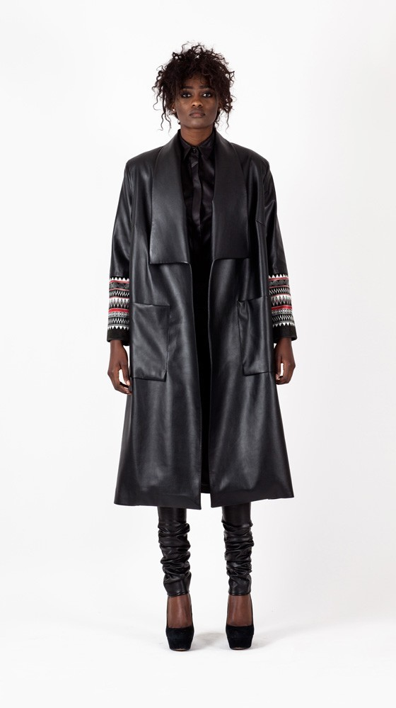 Bull Doff Manteau Long