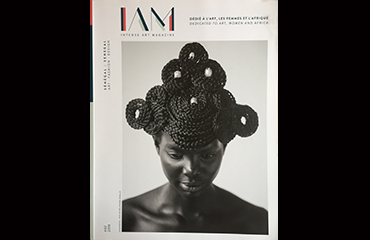 Article sur IAM INTENSE ART MAGAZINE : Bull Doff, Influences urbaines et agitateurs de talents - 2015